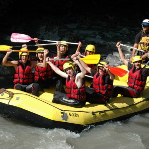 KP Surrey Scouts trip to Kandersteg